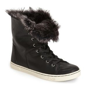 Ugg 'Croft' Fur Lined Trainers